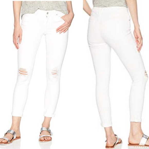 Jessica Simpson Denim - NWT Jessica Simpson Forever Rolled Ankle Skinny